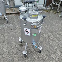 73 Liter Behälter aus V2A