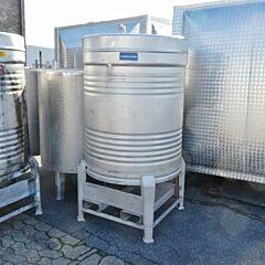 900 Liter Container aus V2A