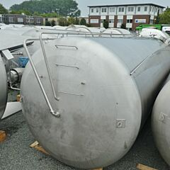 49400 Liter Behälter aus V2A