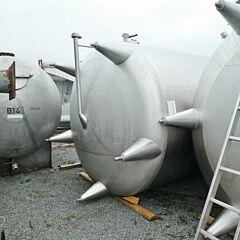 42300 Liter Behälter aus V2A