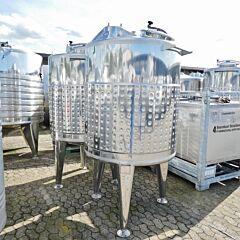 1568 Liter Behälter aus V2A