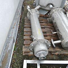 Heat exchanger, Aisi 304