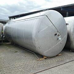 43000 Liter Behälter aus V2A