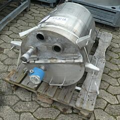 100 Liter Behälter aus V2A