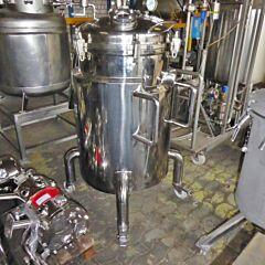 360 Liter Behälter aus V4A