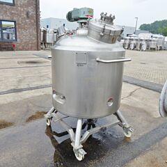 790 Liter Behälter aus V4A
