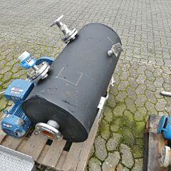 61 Liter Druckbehälter aus V4A