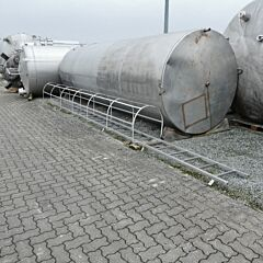 Tank ladder, Aisi 304