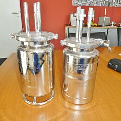3 Liter Behälter aus V4A
