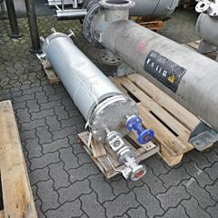 80 liter tank, Aisi 316 with inner coating
