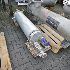 80 Liter Behälter aus V4A mit Innenbeschichtung