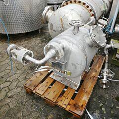 100 liter pressure tank, Aisi 316