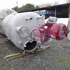 6779 Liter Behälter aus V2A