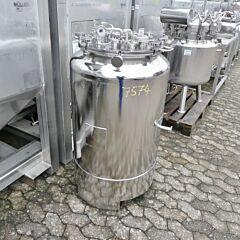 230 Liter Behälter aus V4A