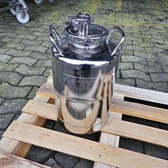 12 Liter Druckbehälter aus V4A