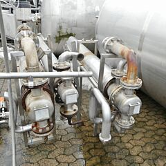 Heat exchangers, stainless steel (3 pieces package price)