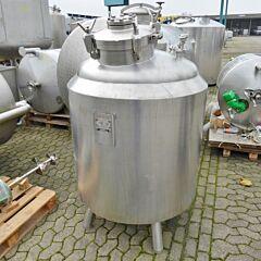 721 Liter Behälter aus V4A