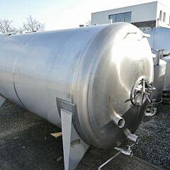 8200 liter tank, Aisi 304