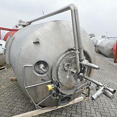 8508 liter pressure tank, Aisi 304