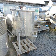350 Liter Behälter aus V4A