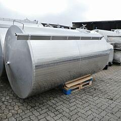 6000 liter storage tank, Aisi 304