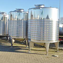10749 Liter Behälter aus V2A