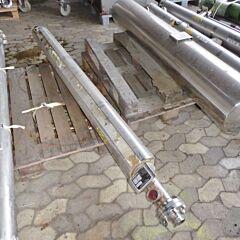 gebrauchter Wärmetauscher aus V2A