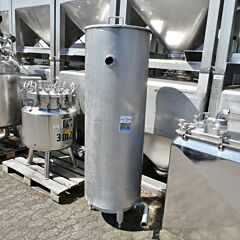 280 liter insulated tank, Aisi 304