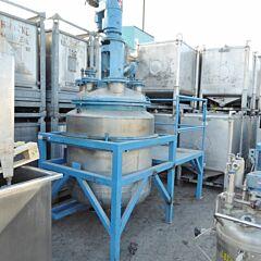 950 Liter Behälter aus V4A