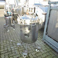 140 Liter Behälter aus V4A