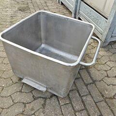 180 Liter Behälter aus V2A