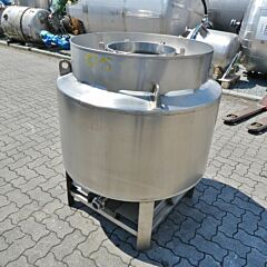 450 Liter Container aus V2A