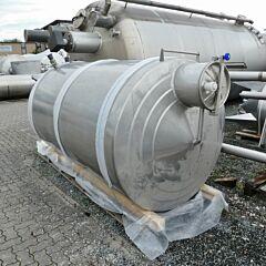5000 liter tank, Aisi 304