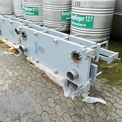 Plate heat exchanger, Aisi 316