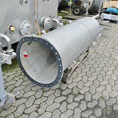 530 liter tank, Aisi 316