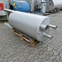 800 Liter tank, Aisi 304