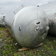 23200 Liter Druckbehälter aus V2A