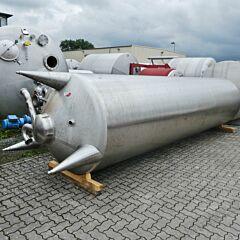 10500 liter pressure tank, Aisi 304