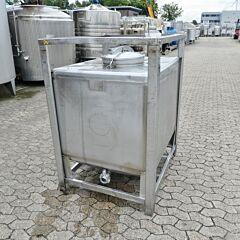 960 Liter Container aus V2A