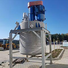 6500 Liter Profarb Mischer