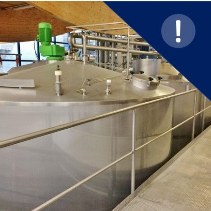 6 common mistakes to avoid when operating a stainless steel tank
