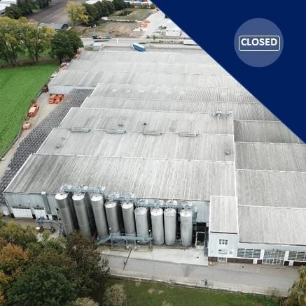 Betriebsauflösung / Werksschließung: was tun mit den Produktionsanlagen?