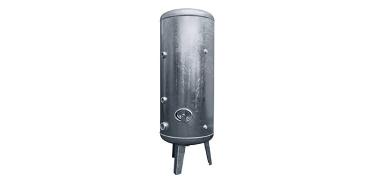 Druckbehälter aus Edelstahl